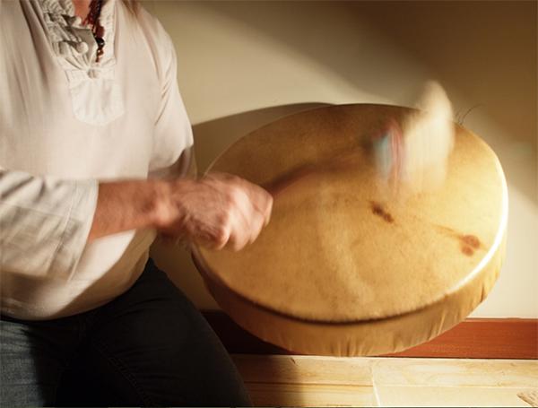 Shaman drum 1